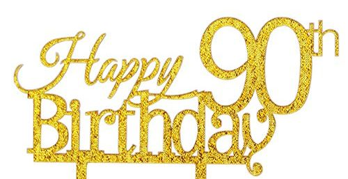 glitter-gold-acrylic-happy-90th-birthday-cake-topper-90-birthday-party-cupcake-topper-decoration-90-__51b-0W8ytNL