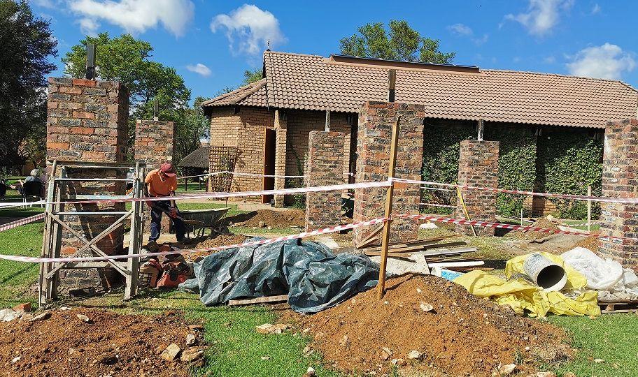 Elphin new lapa construction