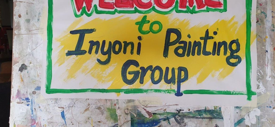 Inyoni painting group